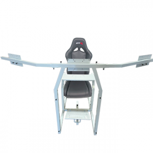 NEW GTM Motion Simulator Model White Frame GTR Pass Discounted